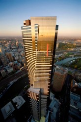 Eureka Tower Fender Katsilides