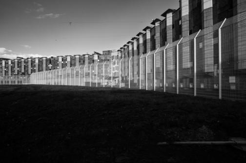 FRANCE. Fleury Merogis' Prison. March 2018.