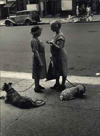 DanWeinerEastEndAveNYC1950
