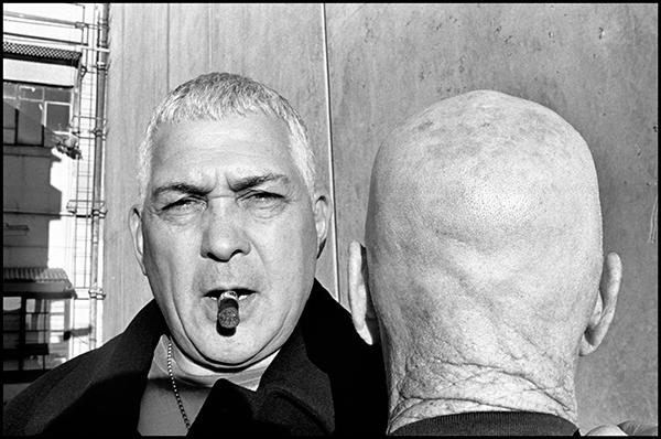 Untitled © Bruce Gilden/Magnum Photos