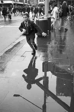 Run Puddle (C) Jeremy Rabie